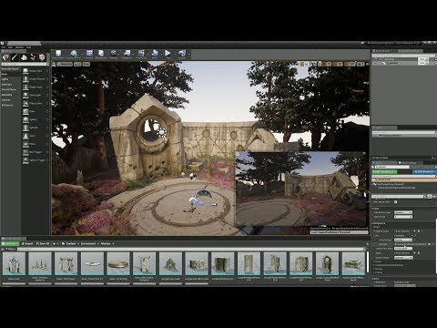 Epic Games Releases Unreal Engine 4 22