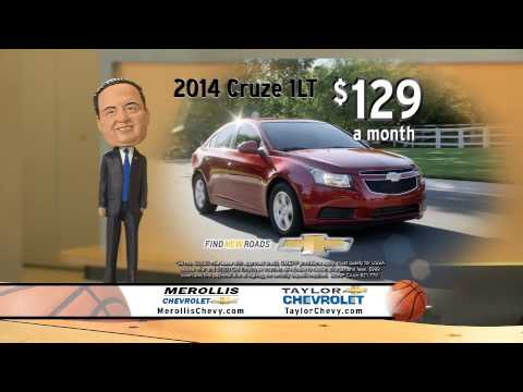 Taylor Chevrolet March Commercial - YouTube