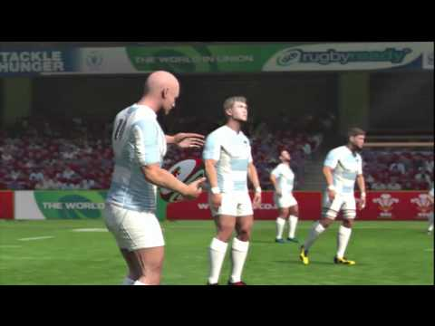 Let's Play Rugby World Cup 2011  Playstation 3  Part 1 Without Commentary
