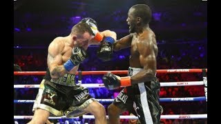 NEW! TERRANCE CRAWFORD STOPS MEAN MACHINE IN ROUND 9