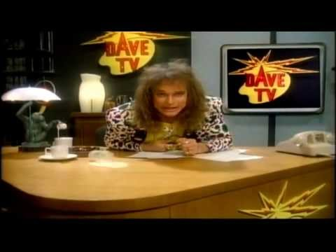 David Lee Roth - Just A Gigolo / I Ain't Got Nobody (1985) (Music Video - Dave TV Version)
