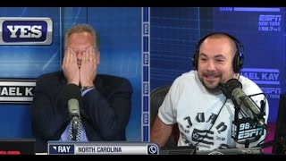 Michael Kay loses it over 'best phone call' in TMKS history