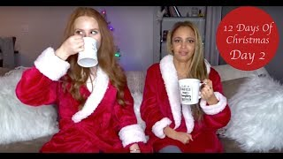 WINTER NIGHTTIME ROUTINE W RIVERDALE COSTAR VANESSA MORGAN | Madelaine Petsch