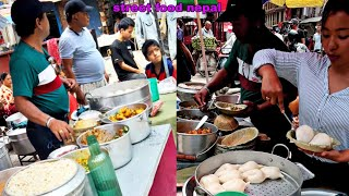 The ultimate NEPALI FOOD TOUR street food nepal 🇳🇵