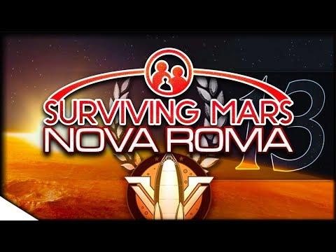 SURVIVING MARS - INNER LIGHT   Surviving Mars — Nova Roma 13