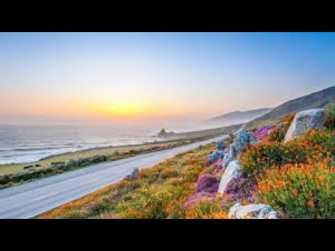 Pacific Coast Highway 1 (with interactive video comprehension activity)