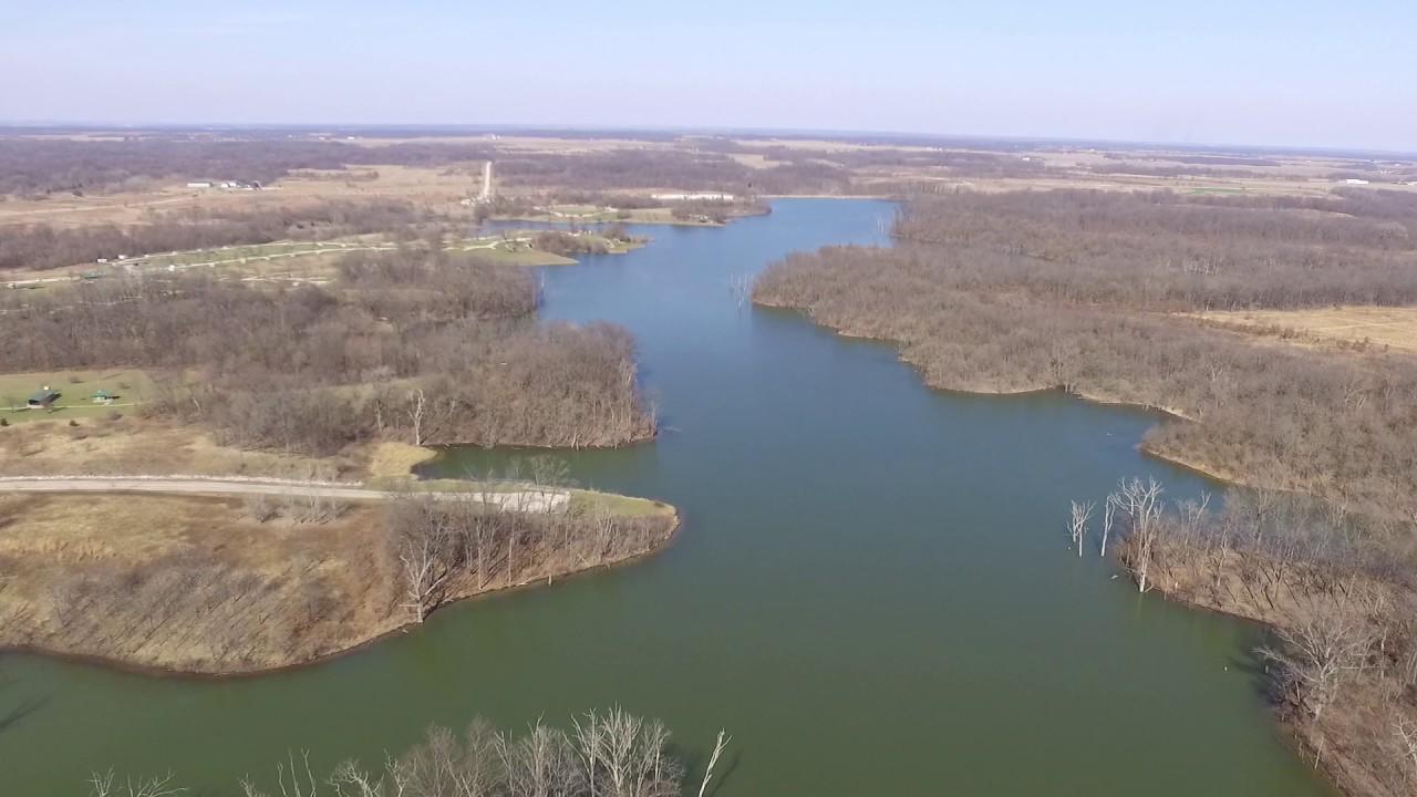 Jim Edgar Panther Creek State Fish and Wildlife Area (Finger Lake)