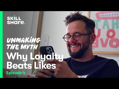 Loyalty Beats Likes: Unmaking the Myth of Viral Success