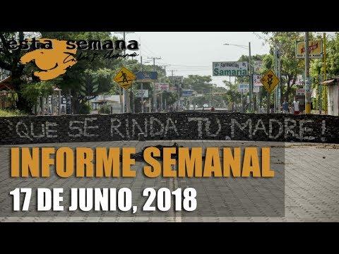 El reporte de Carlos F. Chamorro: paro nacional, el diálogo y 9 semanas de rebelión