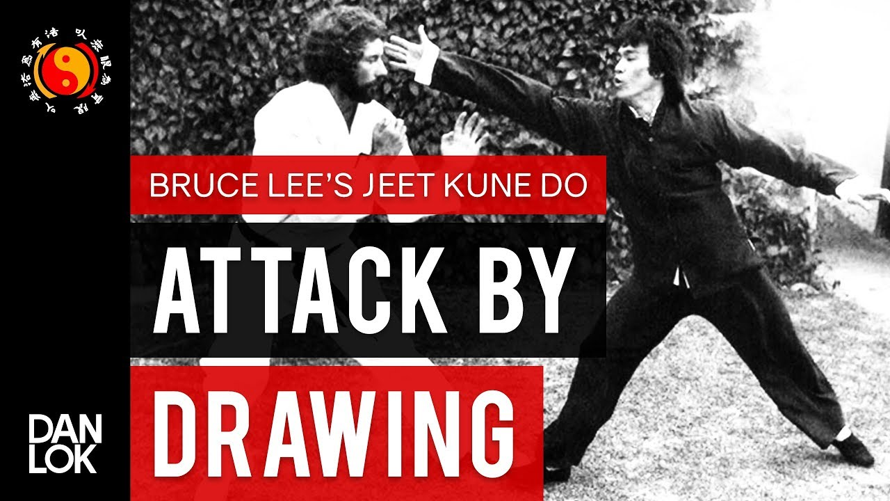Bruce Lee S Jeet Kune Do S Five Ways Of Attack Attack By Drawing Abd