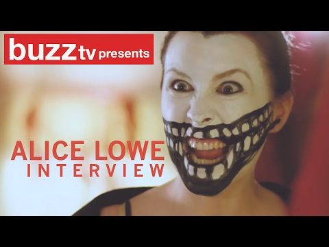 Alice Lowe PREVENGE Interview