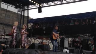 Jesus, etc. by Jeff Tweedy and Lucius at Newport Folk Festival 2014
