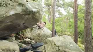 Five Ten 2014 | Jimmy Webb | The Magical Forest of Fontainebleau, France