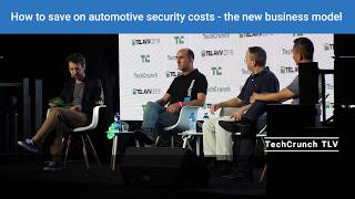 How to save on automotive security costs- the new business model?