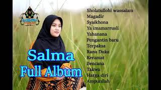 Kumpulan Sholawat Qasidah dangdut lawas (Versi Cover Gasentra) SALMA Full Album Dangdut Klasik