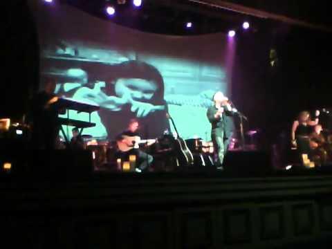 sully Erna live Avalon tour 2011 June 16 NYC