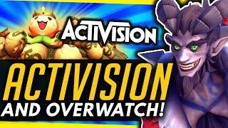 Overwatch | How The Recent Activision Problems May Affect Overwatch