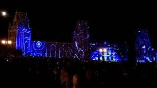 царицыно световое шоу 2018 21 сентября