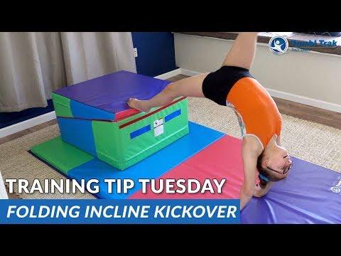 Folding Incline Kickovers