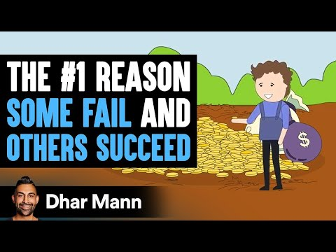 Why Some People Fail and Others Succeed