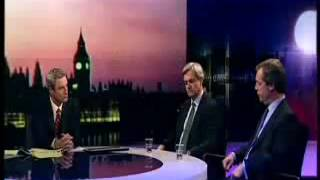 UKIP Nigel Farage on Newsnight   How to STOP the sleaze of the political class!!!