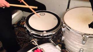BFSD  - Ludwig 1964 5x14 snare