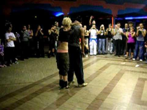 RSF '09 stage - Wilmer Najarro y Maria Moreno
