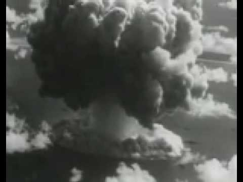 Cable show about bikini atoll atomic testing