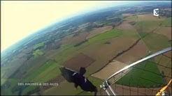 Le Poitou-Charentes vu du ciel en Paramoteur, des Racines et des Ailes