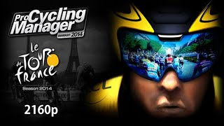 Pro Cycling Manager 2014 PC Gameplay 4K 2160p