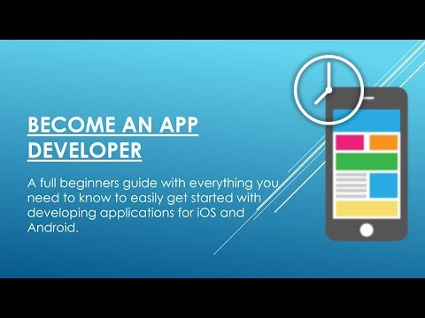 Become An App Developer In 3 Hours ( Course Preview )
