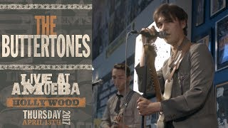 The Buttertones - Live at Amoeba