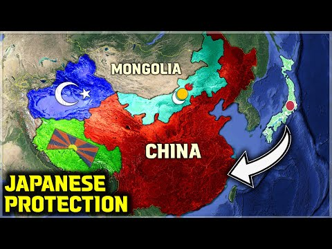Inner Mongolia is under repression of China (Japan is Reacting!)