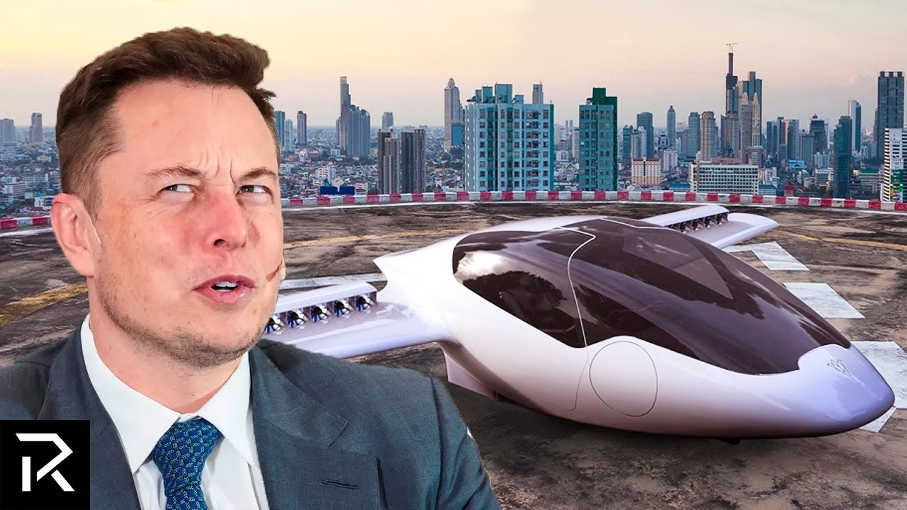Elon Musk's Electric Plane Has Competition