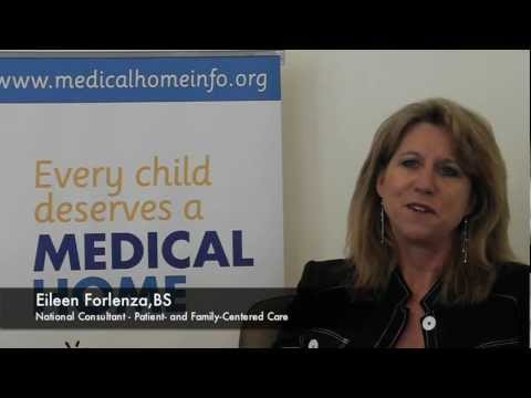 How have partnerships with care coordinators impacted your child's health? - Eileen Forlenza