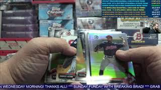 Sunday Funday MLB 30 Box American & National League Championships Baseball Mixer