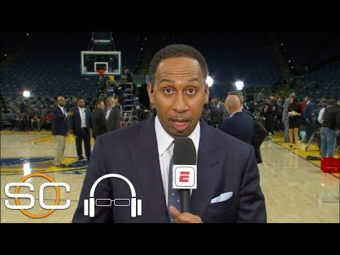 Stephen A. goes off on JR Smith: It's hard to find words I can say on the air | SC with SVP | ESPN