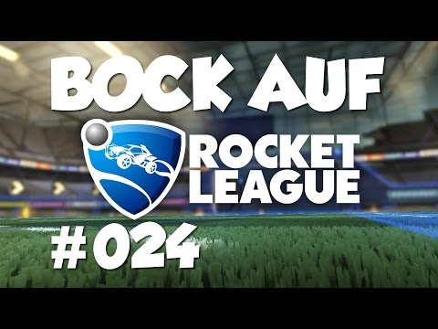 Ballern! Ballern! Ballern! ⚽🚗 Lets Play ROCKET LEAGUE #024 | Bock aufn Game?