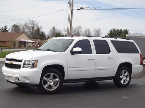 SOLD!!! 2007 Chevy Suburban LTZ 4x4 FULLY LOADED!!! SOLD ...