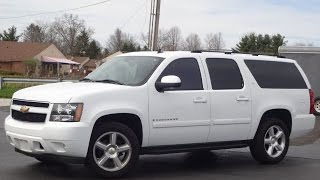 SOLD!!! 2007 Chevy Suburban LTZ 4x4 FULLY LOADED!!! SOLD!!!