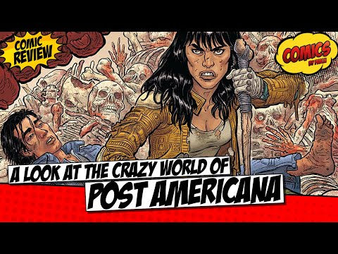A comic review of the mad world of Post Americana