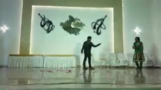 Manu's kirikk Dance.. belageddu Yaara mukhava !