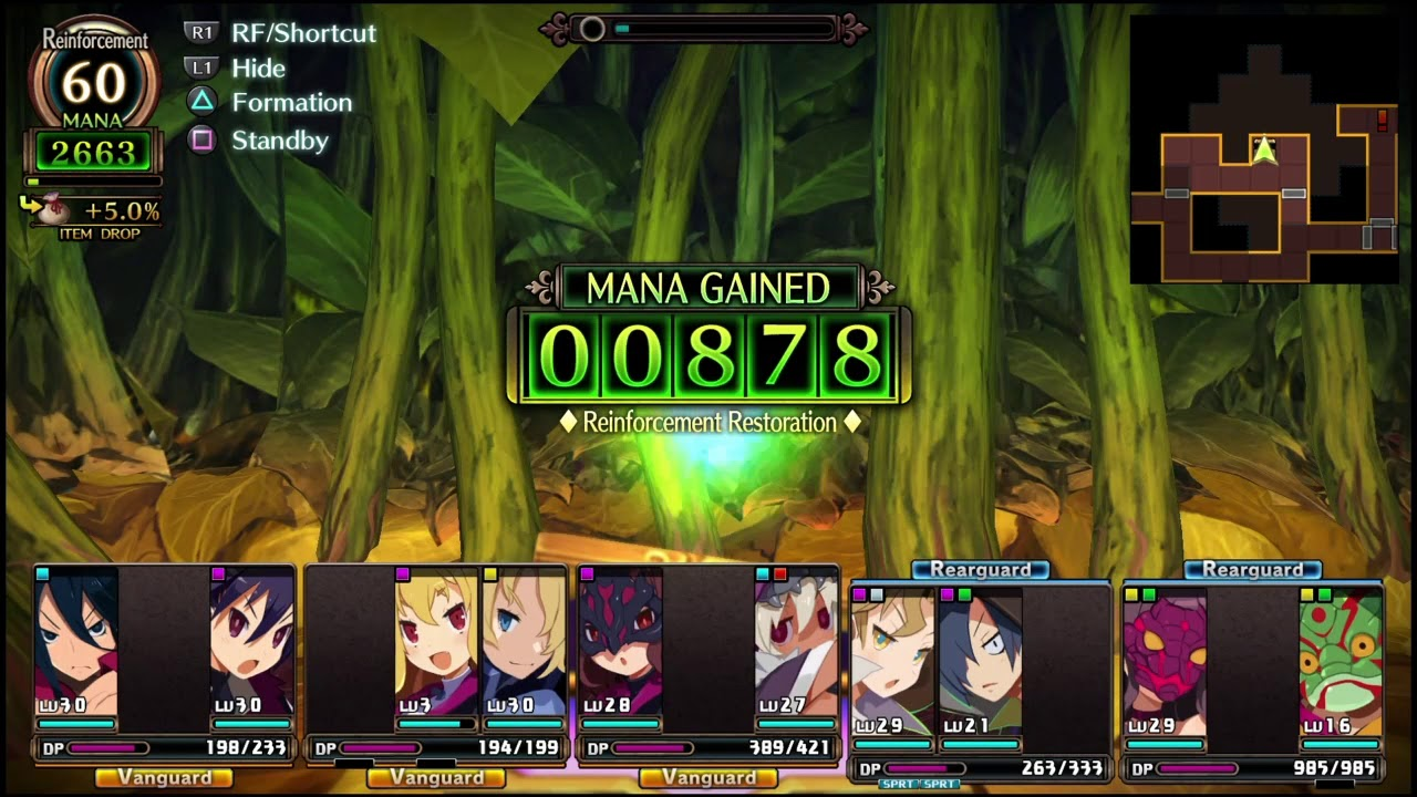 Labyrinth of Refrain: Coven of Dusk Review – Puppet Master