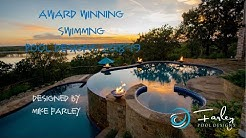 Award Winning Pool Designs by Mike Farley 2018-19