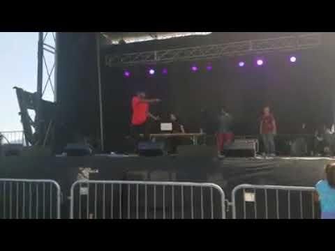 Toledo Momentum Music Festival 2017 Performance (We R Hiphop)