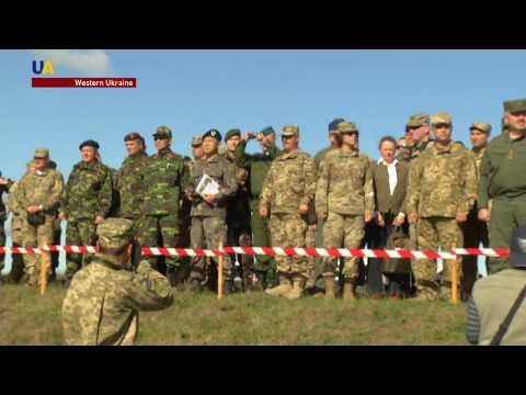 US Colonel: Ukraine's Military Efforts Truly 'Inspirational'