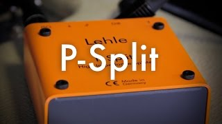 Strings Direct TV | Lehle P-Split | Guitar Splitter, DI and Re-Amping Box