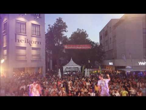 Chöre - Slamjam Hiprock am Stadtfest Singen 23.6.17