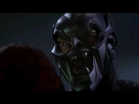 Örümcek Adam 1 Final Dövüş Sahnesi Part 2/3