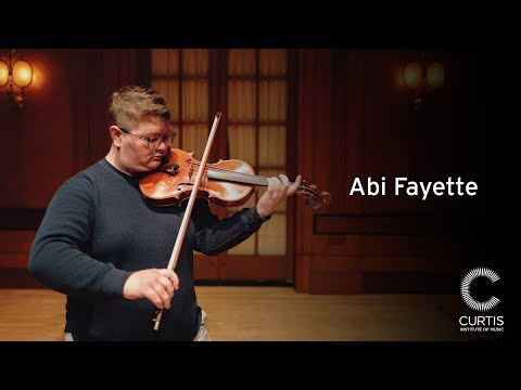 Meet The Students: Abi Fayette